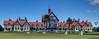 Rotorua Museum (vicmarnz) Tags: rotorua museum hdr panorama tudor nz newzealand