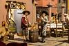 Belén napolitano ambientado en Oviedo de la plaza Trascorrales. (David A.L.) Tags: asturias asturies belén navidad nacimiento belénnapolitano oviedo figura figuras