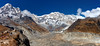 Annapurnas Panorama (PacotePacote) Tags: annapurna himalaya montaña mountain glaciar glacier abc basecamp nepal hike hiking senderismo trail travel viaje landscape panorama