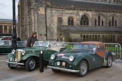 Rallye Monte-Carlo Historique 2017 (<p&p>photo) Tags: green 1950s 50s fifties triumph 1950 50 1550s mgtd mg td ssj618 start 25january2017 january 2017 paisley paisleyabbey glasgow scotland uk city culture cityofculture ukcityofculture ukcityofculture2021 paisley2021 classic auto vehicle race monte carlo 20th historic montecarlo rally 20thhistoricmontecarlorally 20thrallyemontecarlohistorique rallyemontecarlohistorique rallyemontecarlo montecarlorally montecarlohistorique rallymontecarlohistorique 20thrallymontecarlohistorique historique rallymontecarlo car cars sportscar sportscars motorsports historicrally racing historicracing voiture voitures worldcars