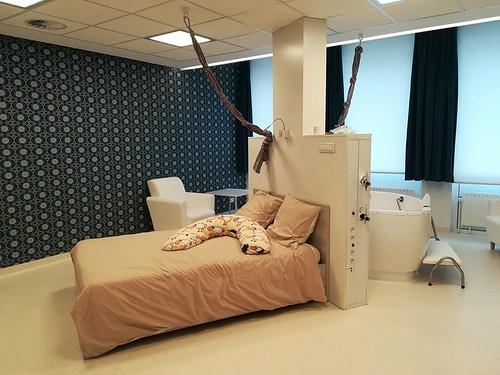 Gîte de naissance : Hôpital André Vésale