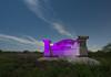 Flooded Valley (Nocturnal Kansas) Tags: night nocturnal fullmoon flashlight led1 protomachines d800 nikon fema housing development flood