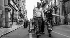 Walking (alessandrochiolo) Tags: monocrome biancoenero streetphotography street fujix30 fuji blackandwhite