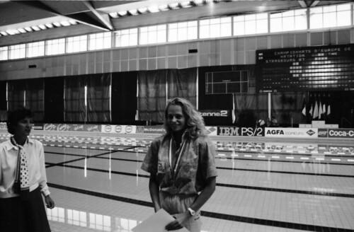 167 Swimming_EM_1987 Strasbourg