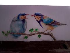 LASSI Guest House, Udaipur (Rahul Gaywala) Tags: lassi guest house hotel homestay udaipur cityoflakes pichhola pichola rajasthan royal wall painting artwork art amazing incredible india