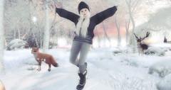 Shatter Me (Stefania Giano) Tags: nutmeg entwined glamaffair lelutka coco ckeyposes spirit halfdeer ohdeer