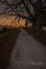 Sunset in Eslovenia