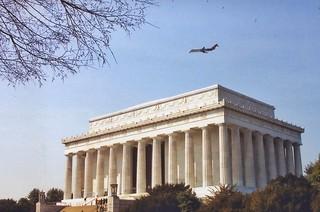Lincoln Memorial - Washington DC  - HIstoric Monument