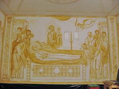 15. Роспись нижнего храма в Адамовке
