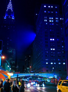 Cyberpunk NYC