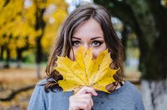 Elena Volkova (ivan_volchek) Tags: maple park nature outdoors portrait girl beautiful people season tree daylight leaf summer life style day bryansk trees