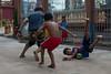 Great Save (Jeff Williams 03) Tags: football cambodia phnom penh temple boys goalkeeper save street