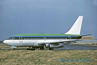 B737-248C F-GGFJ ex EI-ASC TAT EUROPEAN