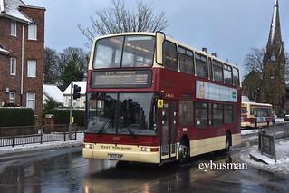 East Yorkshire 689, YX53AOP.