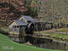 Mabry Mill 2 (Beckie Fitzgerald) Tags: mabrymill mill water wheel brp blueridgeparkway autumn fall landscape landmark beautyunnoticed