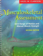 PDF Musculoskeletal Assessment: Joint Range of Motion and Manual Muscle Strength (Musculoskeletal (Ebook Subject) Tags: pdf musculoskeletal assessment