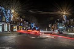 Hassocks Lit-up-5 (dandridgebrian) Tags: christmaslights hassocks nocturnalphotography