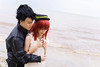 Kaname & Messer (bdrc) Tags: 30mm alpha alphauniverse asdgraphy avani beach cosplay couple duo f28 goldcoast kou liuliu outdoor people portrait prime sand sea sepang sigma sony sonyalpha sonyimages macross delta