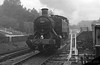 NYMR Autumn Steam Gala 2017-15 (Kev's.Pix) Tags: nymr nymrsteamgala2017 steamlocomotives steamtrain steam train steamengine northernengland northyorkshire northyorkmoors grosmont station blackwhite mono gwrpannier1501