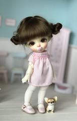Lulu again - my favourite girl ❤️ (Carla Benham) Tags: carlas couture ly lati yellow latidoll lulu