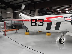 "Grumman F9F6-8P Cougar 2 • <a style=""font-size:0.8em;"" href=""http://www.flickr.com/photos/81723459@N04/26482199359/"" target=""_blank"">View on Flickr</a>"