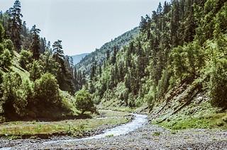 Tusheti landscapes