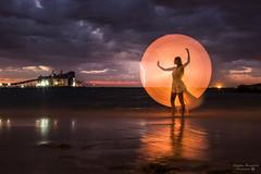 Kwinana Beach Light Painting- Lightning-6.jpg (picturesbysteve) Tags: sunset 24105f4 november2017 lightning kwinana canon6d 24105 sea ozlightjunkies 6d ©stephenhumpleby 2017 wa kwinanabeach perth longexposure westernaustralia model lightpainting beach canon lightening © stephen humpleby