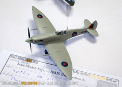 A2 - RAF Spitfire Mk VII - Bruce Patchett