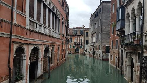 Canal y gótico del Veneto