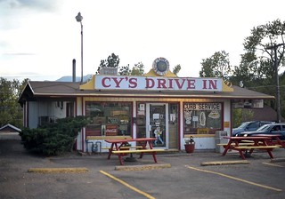 Cy's Drive In - Colorado Springs,Colorado
