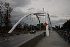 DSC_8328 (Copy) (pandjt) Tags: chilliwack bc britishcolumbia steelarchbridge archbridge vedderbridge vedderriver chilliwackriver bridge