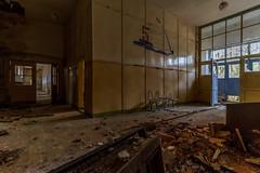 Abandoned School (guitarplayeratwork) Tags: carlzeiss sony jüterbog forstzinna sowjet abandoned urbex batis2818 distagont1435 coldwar military