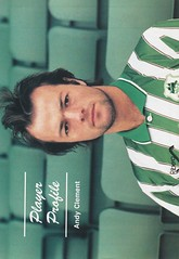 Plymouth Argyle vs Blackburn Rovers - 1991 - Page 16 (The Sky Strikers) Tags: plymouth argyle blackburn rovers barclays league division two home park programme one pound