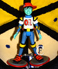 Enzo (figurecollectionnow) Tags: enzo rebbot 1995 figure collection toy toys colorful