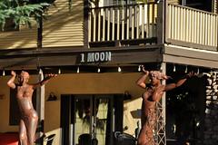 moon (greenelent) Tags: arizona roadtrip statue art streets streetart bisbee az 365 photoaday