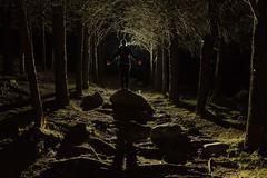 """Taller en la Pedriza de """" El niño de las luces"""" (pedroreal1) Tags: canon madrid lapedriza encantado bosque"""