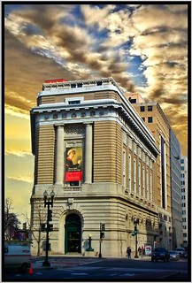 Washington DC - National Museum of Women in the Arts - Former Masonic Temple