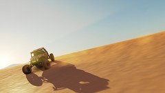 A Little On Edge (Myles Ramsey) Tags: forza forzatography fh3 forzahorizon3 cars action videogames screenshot buggy penhall cholla