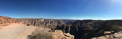 West Rim Pano - Grand Canyon (BKHagar *Kim*) Tags: bkhagar grandcanyon eaglepoint az arizona people