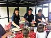 Do you want pancakes ? (Gérard Farenc (slowly back) !) Tags: pancakes crêpes cooking chaud hot yummy savoureux délicieux colombages women