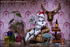 Stormy Clause (Pikebubbles) Tags: davidgilliver davidgilliverphotography stormtrooper starwars starwarsphotography miniature miniatures miniatureart dollshouse dollhouse funnystarwars toys toy toyart diorama creative creativephotography fineartphotography