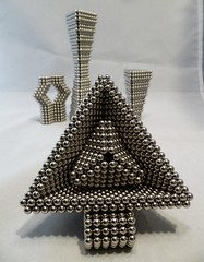 Misc Figures (YoyoBandalore) Tags: buckyballs zen magnets magnet magnetic spheres balls geometric figures