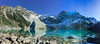 IMG_8291 (a4027100) Tags: mountcurrie britishcolumbia 加拿大 ca joffre lakes lake upper lower vancouver north snow blue clear gorgeous beautiful mountains landscape 溫哥華 北 湖 美 漂亮 iphone 6s panorama 全景