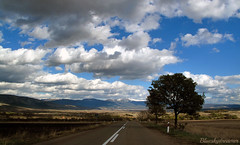 Beautiful Serbia.... (Blueskydreamer_) Tags: serbia pirot clouds nature beautiful sky landscape road
