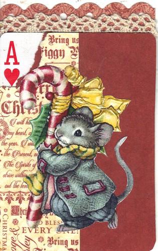 Christmas Mouse apc