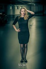 Kim 17 (M van Oosterhout) Tags: model photoshoot fotoshoot parking parkeergarage garage modeling posing female girl woman modelphotography style sexy