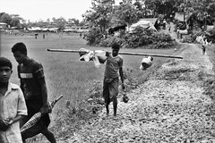 WELCOME TO UKHIA (N A Y E E M) Tags: rohingya refugee street ukhia coxsbazaar bangladesh carwindow genocide exodus ethniccleansing saverohingya rohingyagenocide crimesagainsthumanity photojournalism reportage