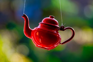 The red teapot (2)