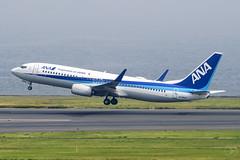 JA70AN B738 ANA (Sierra Delta Aviation) Tags: all nippon airways boeing737 boeing738 b738 haneda airport airlines planes aviation