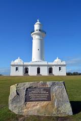 Macquarie Light 1 (PhillMono) Tags: nikon dslr d7100 new south wales australia sydney macquarie light lighthouse history heritage perspective empty francis greenway watsons bay creative imaginative